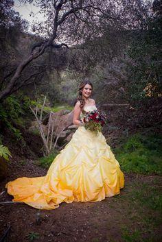 Ensaio de casamento com tema da Bela e a Fera que você vai amar | OMC