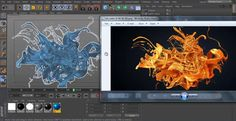 Creating Detailed and Smooth Looking Fluids in C4D with X-ParticlesComputer Graphics & Digital Art Community for Artist: Job, Tutorial, Art, Concept Art, Portfolio