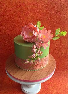 Bridal Shower Mini Cake