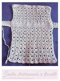 Minha filha adorou a  bolsa Chanel  em crochet  e me pediu uma . Pela foto do site não dá para ver os detalhes, mas vi que era em croche...