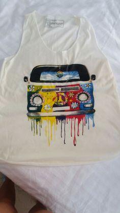 Furgoneta wolkswagen camiseta