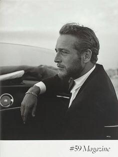 #59 Magazine   Paul Newman