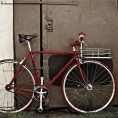 Bikeporter, manillar con transportin #avantumbikes