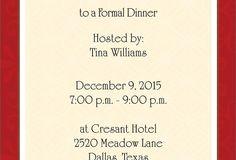 Free Dinner Invitations Free Printable Birthday Invitations For Boys  Invitation Sample .