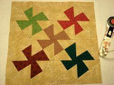 El Patchwork de Mi Casa: Square Dance, Tutorial