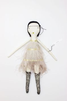 Jess Brown Ruby Doll