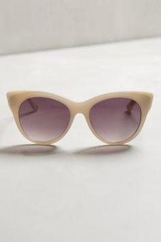 Signe Sunglasses Whi