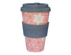 #Geschirr #DIVERSE #600 118   Ecoffee cup Kaffeebecher Swirl  Fassungsvermögen 0.4 LiterEcoffee cup Kaffeebecher Swirl, Fassungsvermögen 0.4 Liter, Bambusfaser, spülmaschinenfest,    Hier klicken, um weiterzulesen.