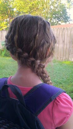 Katniss braid from the Hunger Games movie