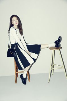 Lee Sung Kyung - Perche F/W 2015 - Korean Magazine Lovers