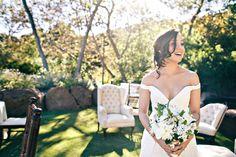 Vintage Garden Wedding @Anastasia Leng De Leon  Haaa!! This is my daughter and her wedding! Now I see it on Pinterest  :D