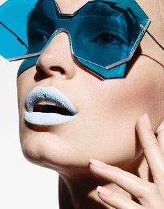 Beauty shoot: Gucci Westman for ELLE Canada - Elle Canada