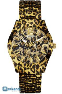 Nowe zegarki marki Guess - Zegarki i biżuteria | Merkandi.pl