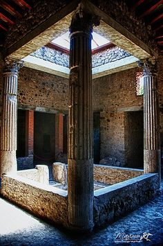 Pompeii. Done 7/80&6/07