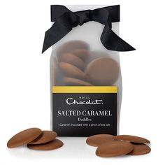 Salted Caramel Chocolate Puddles from Hotel Chocolat - £3.75