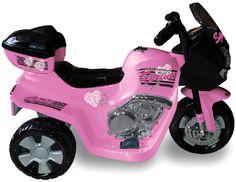 MOTO ELETTRICA SPRINT ROSA Biemme - 1005-RS