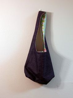 Another reversible bag tute