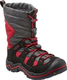 487d04978 KEEN Footwear - Little Kid's Winterport II Waterproof Tango, Obuv,  Pančuchy, Deti