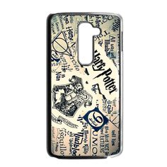 KIKIOK (TM) Generic Collectibles Harry Potter Graffiti Art Retro Vintage Case for LG G2 (Fit for AT&T) Cases:Amazon:Cell Phones & Accessories