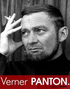 Verner Panton young.