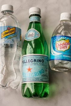 What's the Difference Between Club Soda, Seltzer, and Sparkling Mineral Water? (What's similar is that they are all great during detox!)
