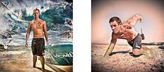 "Trent Maxwell A.K.A ""Maxi"" and Ryan Clarke A.KA. ""Whippet"" Bondi Rescue Lifeguards"
