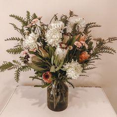 Florist, New Zealand Table Decorations, Floral, Home Decor, Decoration Home, Room Decor, Flowers, Home Interior Design, Flower, Dinner Table Decorations