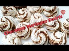 Chocolate meringue recipe - YouTube