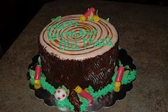 Hunting Themed Cake....LOVE