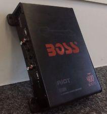Boss Audio Riot 400 watt 4 Channel Amplifier R1004