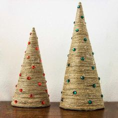 Shop for on Etsy, the place to express your creativity through the buying and selling of handmade and vintage goods. Christmas Tree Advent Calendar Diy, Diy Felt Christmas Tree, Creative Christmas Trees, Prim Christmas, Easy Christmas Crafts, Christmas Jewelry, Christmas Mood, Christmas Wreaths, Pink Christmas Tree Decorations
