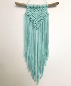 「マクラメ 壁掛け 編み方」の画像検索結果