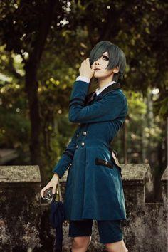Black butler | Ciel Phatomhive | cosplay