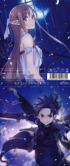 Sword Art Online   A-1 Pictures   Reki Kawahara   abec / Kirito and Asuna