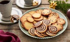 Opskrift på småkager