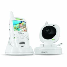 Levana 32111 Jena Digital Baby Video Monitor with 8 Hour Rechargeable Battery and Talk to Baby Intercom by Levana, http://www.amazon.com/dp/B008P8EZOG/ref=cm_sw_r_pi_dp_kMEQrb0M488SV