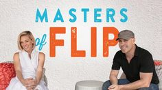 In the HGTV series Masters of Flip, husband-and-wife team Kortney and Dave Wilson breathe new life into old, rundown Nashville homes. With limited timelines and even tighter budgets, these flippers take on the challenge of transforming each real estate disaster into a stunning family dream home.