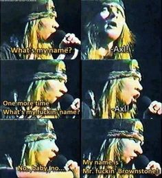 Discovered by Find images and videos about Guns N Roses, axl rose and gnr on We Heart It - the app to get lost in what you love. Guns N Roses, Rock N Roll, Rose Music, November Rain, Cute Posts, Love Rocks, Axl Rose, Rock Legends, Classic Rock