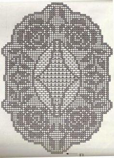 Kira scheme crochet: Scheme crochet no. 754