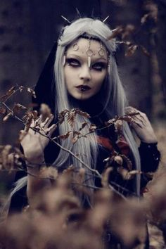Ethereal and otherworldly - dark fantasy - gothic Dark Fantasy, Fantasy Art, Fantasy Witch, Gothic Art, Gothic Girls, Dark Beauty, Gothic Beauty, La Danse Macabre, Elfa