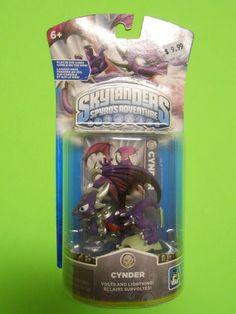 Skylanders ( CYNDER )