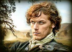 Jamie Fraser…#outlander