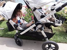 StrollerQueenReviews: Baby Jogger City Select stroller review