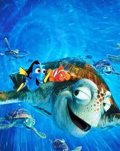 Pin for Later: 33 Magical Disney Wallpapers For Your Phone Finding Nemo Nemo Wallpaper, Wallpaper Iphone Disney, Cartoon Wallpaper, Cellphone Wallpaper, Watch Wallpaper, Walt Disney, Cute Disney, Disney Art, Nemo Y Dory