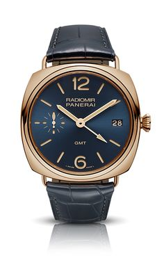 PANERAI Radiomir Pam598 Rose Gold 3 day GMT (Tried on in Florence)