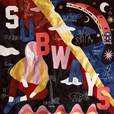"""subways"", the avalanches."