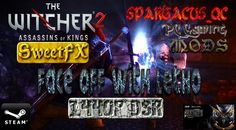 """The Witcher 2 """"Face Off With Letho"""" 1440P DSR + Mods + SweetFX Asus Stri..."""