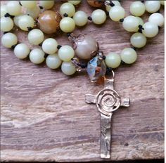 Path of the Christian Witch, witch prayer beads, witch mala, witch rosary, pagan…