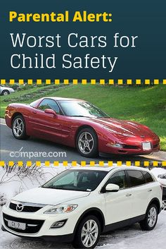 If you're in the market for a new family car, ensure to avoid these 5 cars, which are the worst cars for families with children because they are a safety risk for your loved little ones. All About Insurance, Compare Car Insurance, Auto Insurance Companies, Car Buying Tips, Go Car, Driving Safety, Car Purchase, Car Salesman, Car Loans