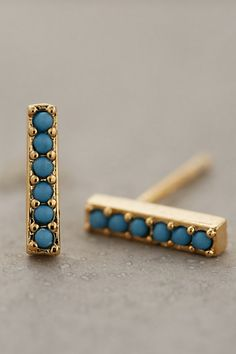 Florence Studs #anthropologie